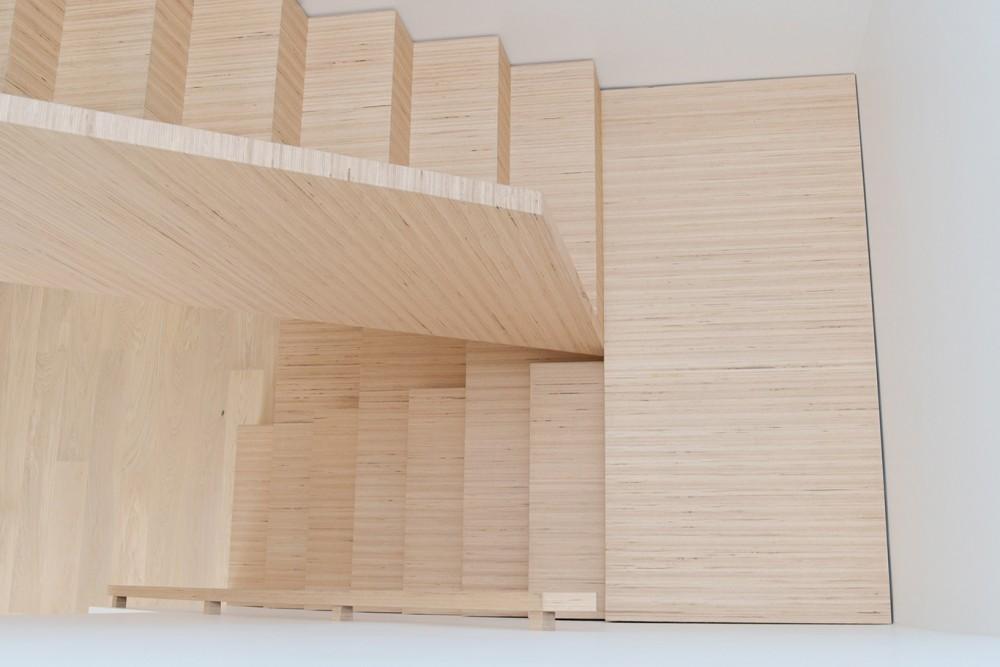 Thumbnail for L'escalier en Baubuche